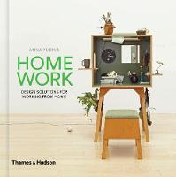 HomeWork Design Solutions for Working from Home by Anna Yudina