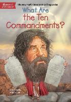 What Are the Ten Commandments? by Yona Zeldis McDonough, Tim Foley