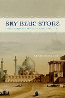 Cover for Sky Blue Stone  by Arash Khazeni