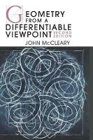 Geometry from a Differentiable Viewpoint by John (Professor of Mathematics, Vassar College, New York) McCleary
