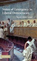 States of Emergency in Liberal Democracies by Nomi Claire (Assistant Professor, University of Chicago) Lazar