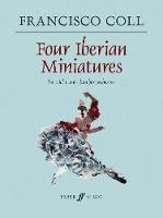 Four Iberian Miniatures (Violin and Orchestra) by Francisco Coll