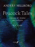 Peacock Tales (Clarinet and Orchestra Score Only) by Anders Hillborg