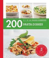 Hamlyn All Colour Cookery: 200 Pasta Dishes Hamlyn All Colour Cookbook by Marina Filippelli