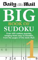 Daily Mail Big Book of Sudokus 1 by Daily Mail