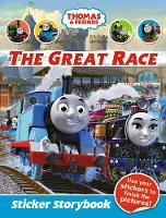 Thomas & Friends: The Great Race Sticker Story by
