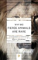 Why Big Fierce Animals Are Rare An Ecologist`s Perspective by Paul Colinvaux, Cristina Eisenberg