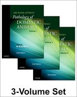 Jubb, Kennedy & Palmer's Pathology of Domestic Animals: 3-Volume Set by Dr. Grant Maxie