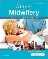 Mayes' Midwifery by Macdonald, Johnson