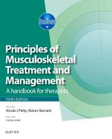 Principles of Musculoskeletal Treatment and Management - Volume 2 A Handbook for Therapists by Nicola J., DPT MSc GradDipPhys FMACP FHEA Petty