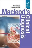 Macleod's Clinical Diagnosis by Dr. Alan G., MBChB(Hons), BSc(Hons), MRCP, PhD. Japp, Rohana J. Wright