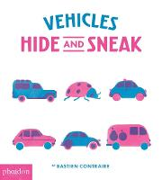 Vehicles Hide and Sneak by Bastien Contraire