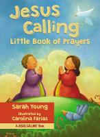 Jesus Calling Little Book of Prayers by Sarah Young