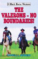 The Valerons - No Boundaries! by Terrell L. Bowers