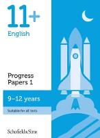11+ English Progress Papers Book 1: KS2, Ages 9-12 by Schofield & Sims, Patrick Berry, Susan Hamlyn