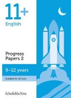 11+ English Progress Papers Book 2: KS2, Ages 9-12 by Schofield & Sims, Patrick Berry, Susan Hamlyn
