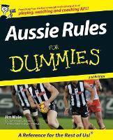Aussie Rules For Dummies by Jim Main
