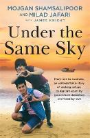 Under the Same Sky From Iran to Australia, an unforgettable story of seeking refuge, being torn apart by government detention and freed by love by Mojgan Shamsalipoor, Milad Jafari, James Knight
