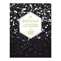 Cosmos DIY Greeting Card Folio by Galison