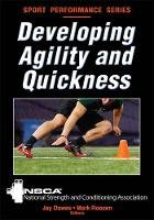Developing Agility and Quickness by National Strength & Conditioning Association (NSCA)