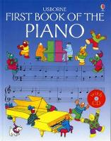 First Book Of The Piano Book And Cd by Eileen O'Brien