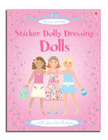 Sticker Dolly Dressing Dolls by