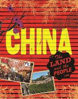 The Land and the People: China by Anita Ganeri