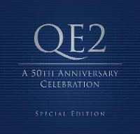 QE2: A 50th Anniversary Celebration (slipcase) by Chris Frame, Rachelle Cross
