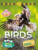Discover Science: Birds by Kingfisher, Nicola Davies