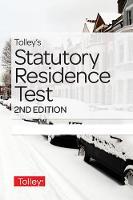 Tolley's Statutory Residence Test by Amanda Hardy
