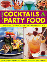 Complete Cocktails and Party Food by Stuart Walton, Bridget Jones