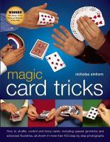 Magic Card Tricks by Nicholas Einhorn