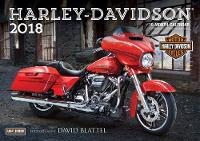 Harley-Davidson(r) 2018 16-Month Calendar Includes September 2017 through December 2018 by David Blattel