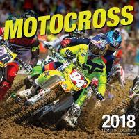 Motocross 2018 16 Month Calendar Includes September 2017 Through December 2018 by Simon Cudby