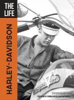 The Life Harley-Davidson by Darwin Holmstrom, Norman Reedus, Dave Nichols