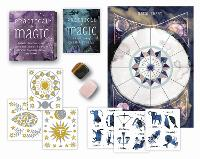 Practical Magic Includes Rose Quartz and Tiger's Eye Crystals, 3 Sheets of Metallic Tattoos, and More! by Nikki Van de Car