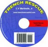 Trench Rescue DVD by Cecil  Buddy  V., Jr. Martinette