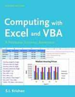 Computing With Excel And VBA by S. I. Krishan