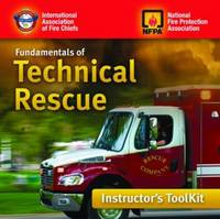 Fundamentals Of Technical Rescue Instructor's Toolkit CD-ROM by IAFC