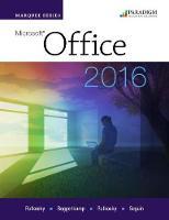 Marquee Series: Microsoft Office 2016 Text with physical eBook code by Nita Rutkosky, Denise Seguin, Audrey Rutkosky Roggenkamp, Ian Rutkosky