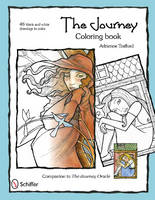 The Journey Coloring Book by Adrienne Trafford