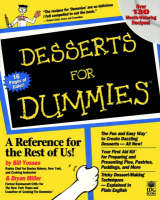 Desserts for Dummies by Bill Yosses, Alison Yates