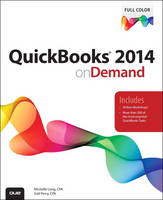 QuickBooks 2014 on Demand by Gail Perry, Michelle Long