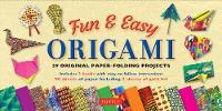 Fun & Easy Origami 30 Original Paper-Folding Projects by Florence Temko