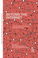 Beyond the Internet Unplugging the Protest Movement Wave by Rita (Catholic University of Portugal, Portugal.) Figueiras