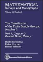 The Classification of the Finite Simple Groups by