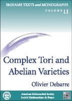 Complex Tori and Abelian Varieties by