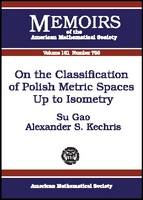 On the Classification of Polish Metric Spaces Up to Isometry by
