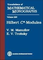 Hilbert $C*$-Modules by V. M. Manuilov, E. V. Troitsky