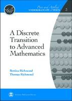 A Discrete Transition to Advanced Mathematics by